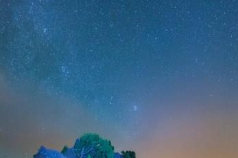 Ruta de las Estrellas. Turismo de estrellas isla de la palma, canarias