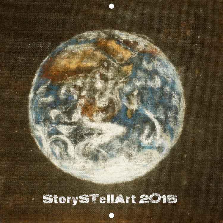 El StorySTellArt Calendar 2016 - Regreso a la Tierra