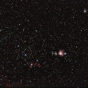 Orion-pantana