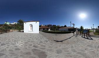 mirador parque de los álamos, breña alta. la palma, turismo de estrellas