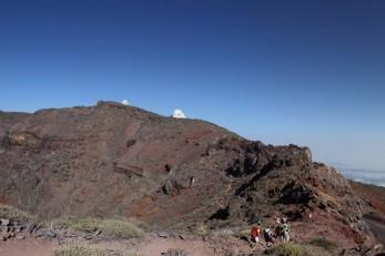 Observatorio y Estrellas. Turismo de estrellas, isla de La Palma