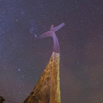 lugares interes astronómico. turismo estrellas, la palma