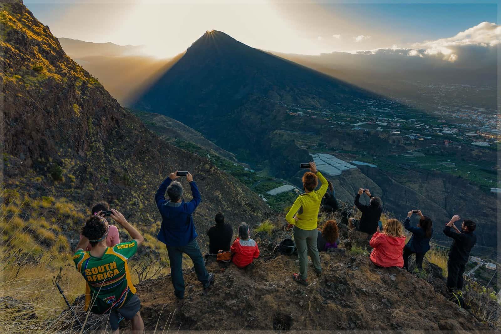 La Consejería de Turismo del Cabildo de La Palma, Astronorte y la Asociación Iruene celebraron las jornadas Arqueoastronomía y Cosmovisión de los Antiguos Canarios